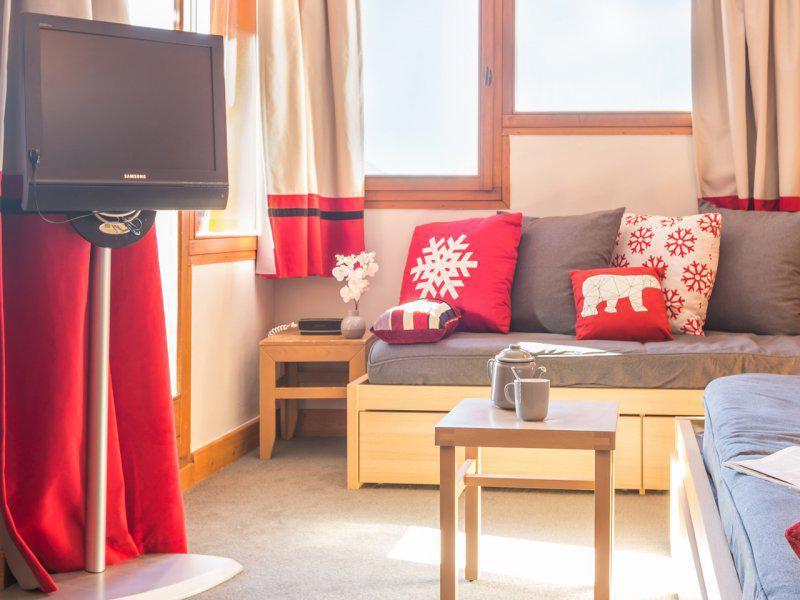 Vacances en montagne Appartement 3 pièces 7 personnes (supérieur) - Résidence Pierre & Vacances l'Ours Blanc - Alpe d'Huez