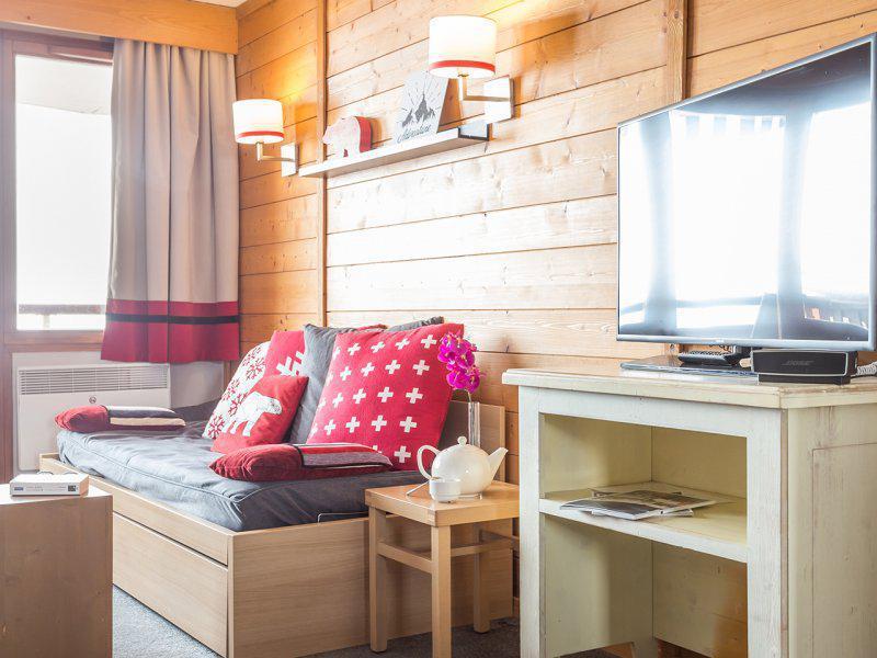 Vacances en montagne Appartement 3 pièces 8 personnes - Résidence Pierre & Vacances l'Ours Blanc - Alpe d'Huez