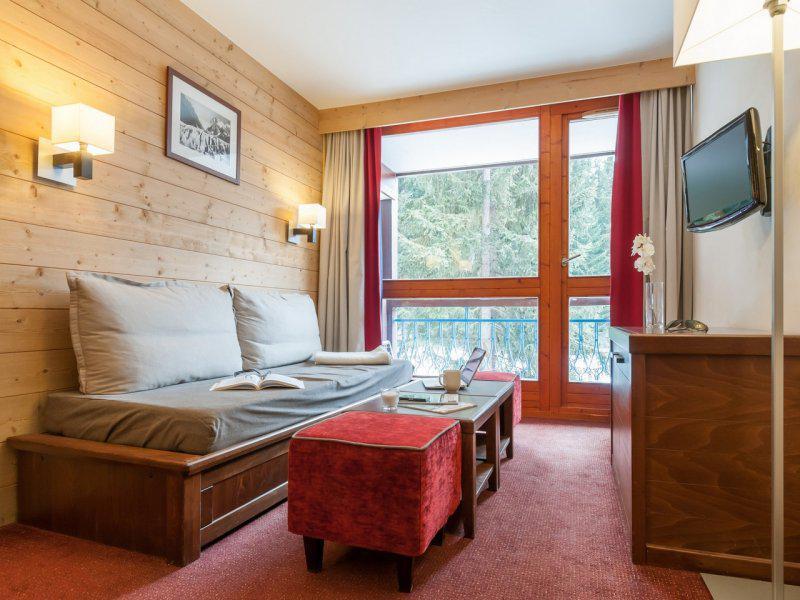 Vacances en montagne Appartement 3 pièces 4-6 personnes - Résidence Pierre & Vacances le Belmont - Les Arcs