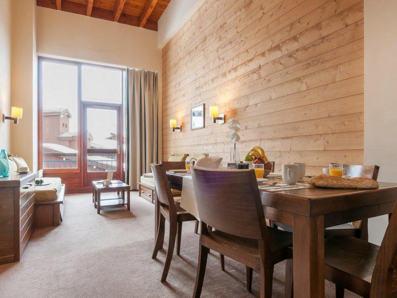 Vacances en montagne Appartement 3 pièces 5-7 personnes - Résidence Pierre & Vacances le Belmont - Les Arcs