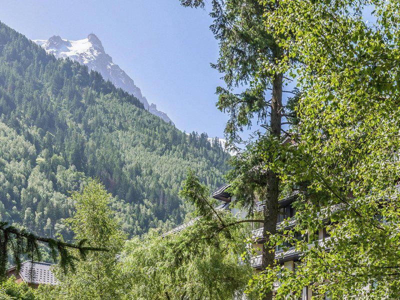 Vacances en montagne Résidence Pierre & Vacances le Chamois Blanc - Chamonix