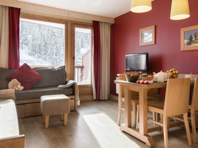 Vacances en montagne Appartement 2 pièces 5 personnes - Résidence Pierre & Vacances le Christiania - La Tania