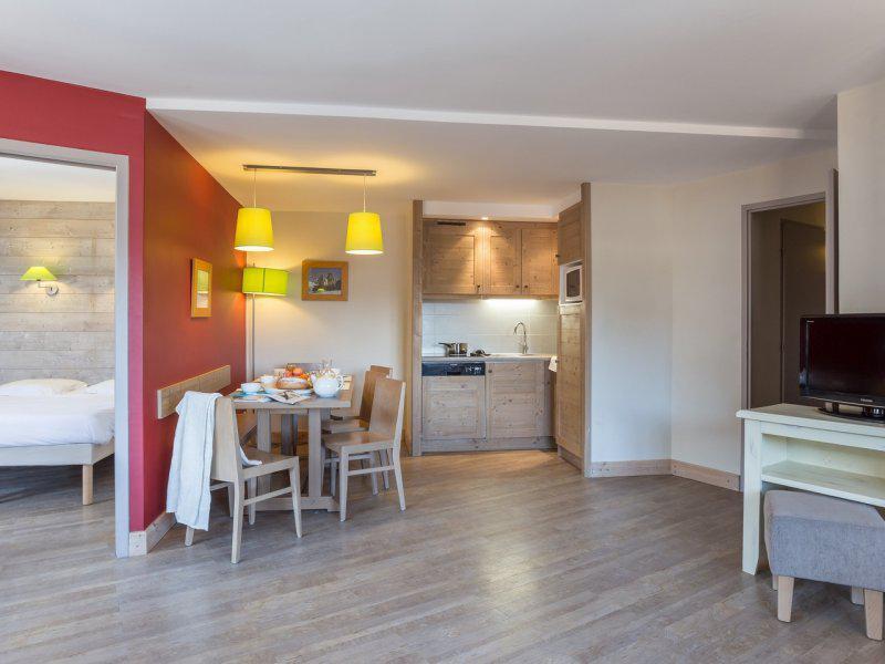 Vacances en montagne Appartement 3 pièces cabine 7 personnes - Résidence Pierre & Vacances le Christiania - La Tania