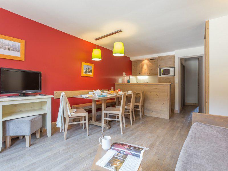 Vacances en montagne Appartement duplex 3 pièces 8 personnes - Résidence Pierre & Vacances le Christiania - La Tania