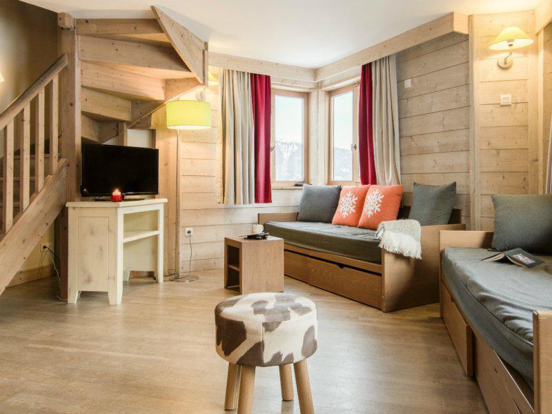Vacances en montagne Appartement duplex 3 pièces 10 personnes (Duplex Exception) - Résidence Pierre & Vacances le Christiania - La Tania