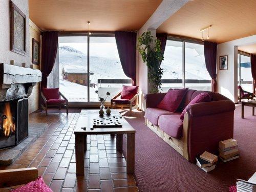 Vacances en montagne Résidence Pierre & Vacances le Gypaète - Val Thorens - Réception