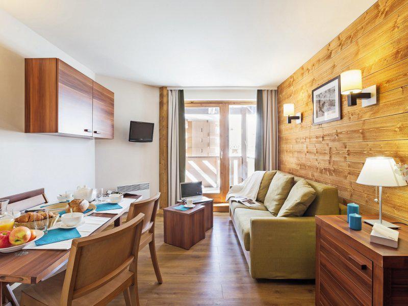 Vacances en montagne Appartement 2 pièces 3-5 personnes - Résidence Pierre & Vacances le Machu Pichu - Val Thorens