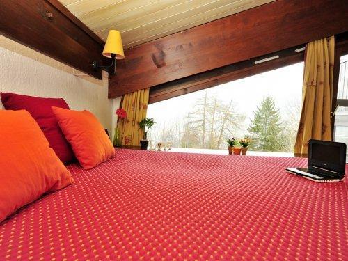 Vacaciones en montaña Résidence Pierre & Vacances le Mont d'Arbois - Megève - Habitación