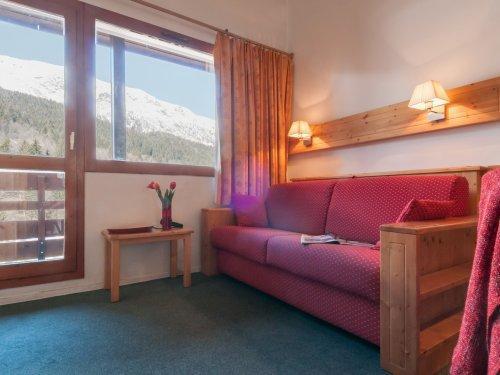 Vacances en montagne Résidence Pierre & Vacances le Peillon - Méribel - Banquette