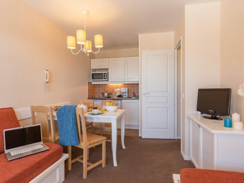 Vacances en montagne Appartement 2 pièces 3-5 personnes - Résidence Pierre & Vacances le Thabor - Valmeinier