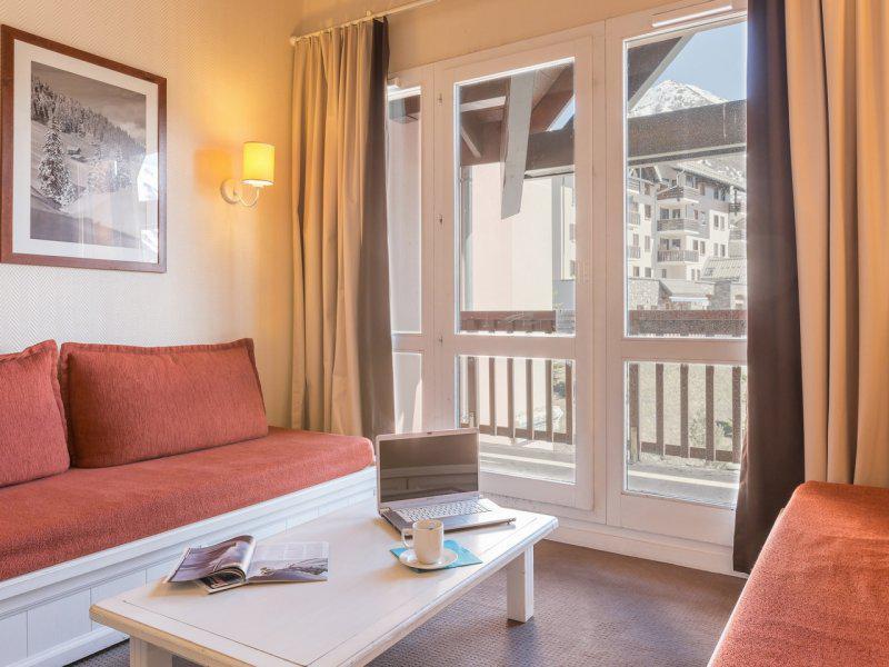 Vacances en montagne Appartement 3 pièces 8 personnes - Résidence Pierre & Vacances le Thabor - Valmeinier