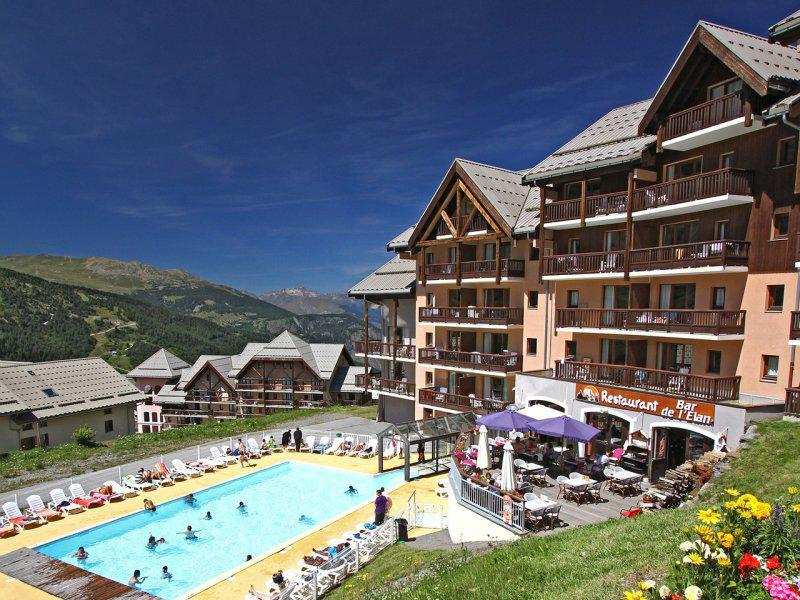 Vacances en montagne Résidence Pierre & Vacances le Thabor - Valmeinier