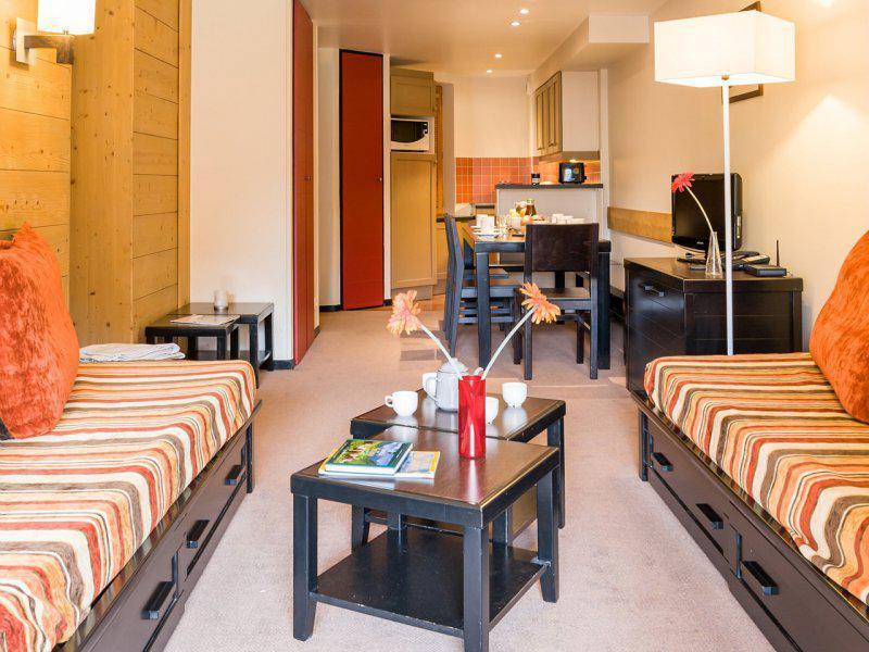 Vacances en montagne Appartement 4 pièces 6-8 personnes - Résidence Pierre & Vacances le Tikal - Val Thorens