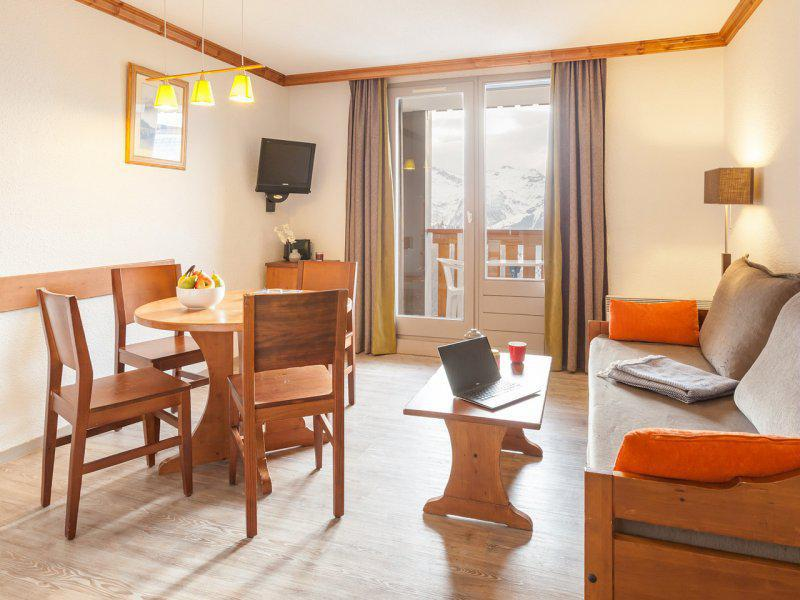 Vacances en montagne Studio 2-4 personnes - Résidence Pierre & Vacances les Bergers - Alpe d'Huez