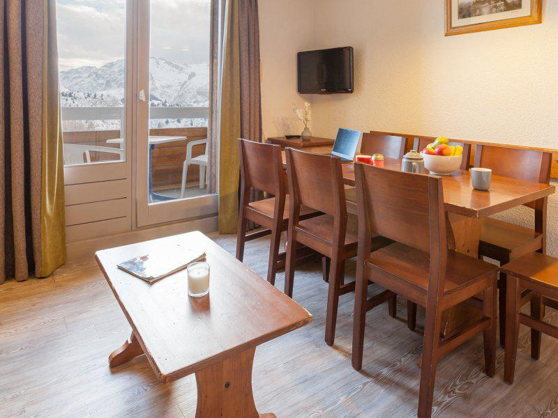 Vacances en montagne Studio mezzanine 6-8 personnes - Résidence Pierre & Vacances les Bergers - Alpe d'Huez