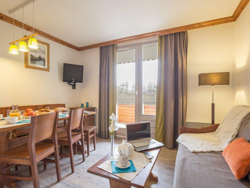 Vacances en montagne Appartement 2 pièces 4-6 personnes - Résidence Pierre & Vacances les Bergers - Alpe d'Huez