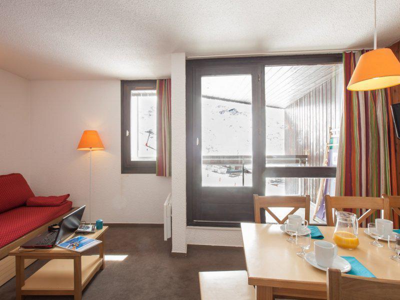 Wakacje w górach Apartament 3 pokojowy 6 osób - Résidence Pierre & Vacances les Combes - Les Menuires