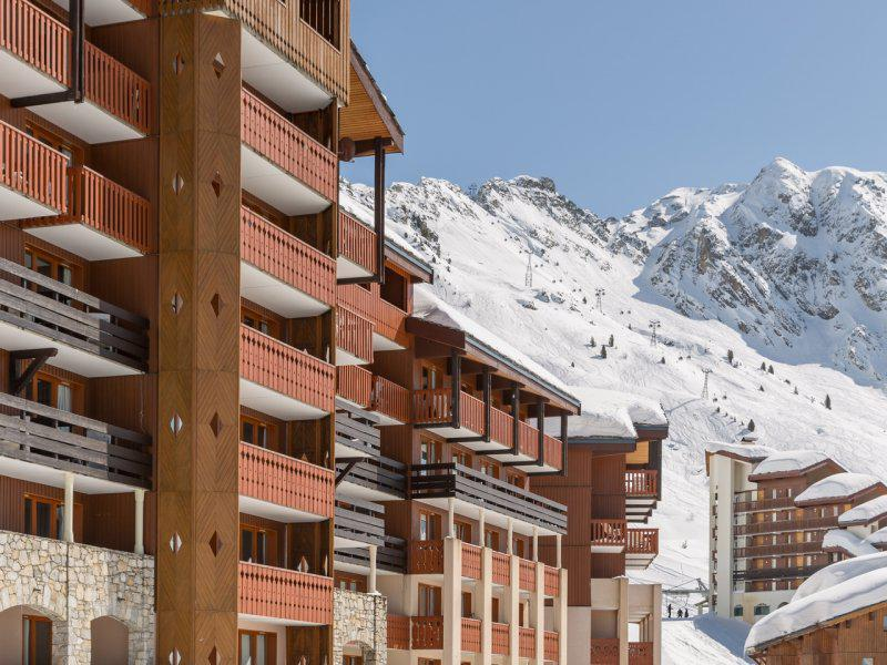 Holiday in mountain resort Résidence Pierre & Vacances les Constellations - La Plagne