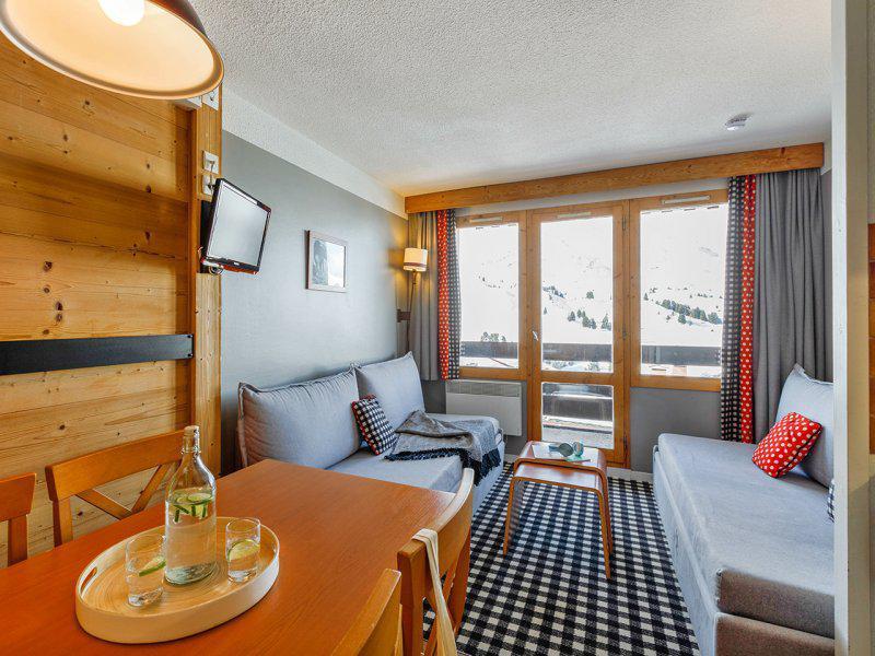 Vacances en montagne Appartement 2 pièces 3-5 personnes - Résidence Pierre & Vacances les Constellations - La Plagne