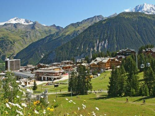 Holiday in mountain resort Résidence Pierre & Vacances les Ecrins - Courchevel