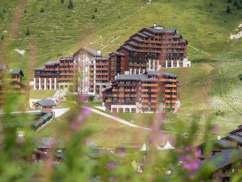 Vacances en montagne Résidence Pierre & Vacances les Néréïdes - La Plagne