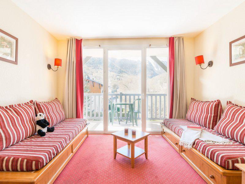 Vacances en montagne Studio 4 personnes - Résidence Pierre & Vacances les Rives de l'Aure - Saint Lary Soulan
