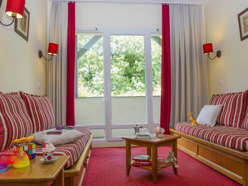 Vacances en montagne Appartement 2 pièces 3-5 personnes - Résidence Pierre & Vacances les Rives de l'Aure - Saint Lary Soulan