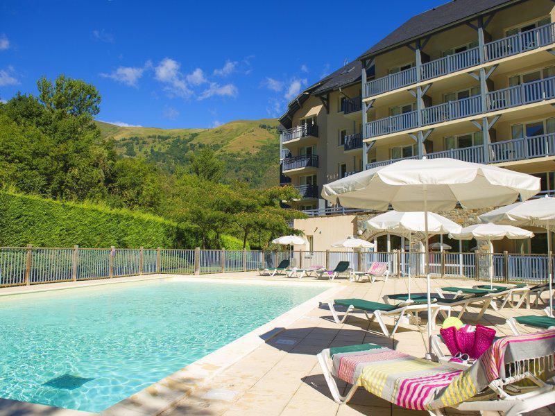Vacances en montagne Résidence Pierre & Vacances les Rives de l'Aure - Saint Lary Soulan