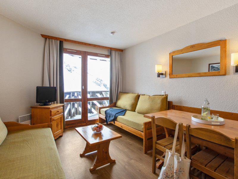 Vacances en montagne Appartement 2 pièces 4 personnes - Résidence Pierre & Vacances les Temples du Soleil - Val Thorens