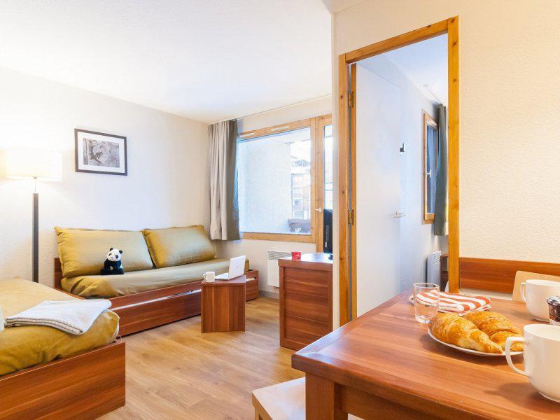 Vacances en montagne Appartement 2 pièces 3-5 personnes - Résidence Pierre & Vacances les Temples du Soleil - Val Thorens