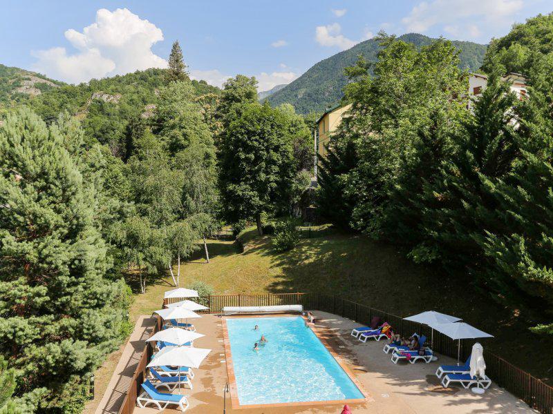 Vacances en montagne Résidence Pierre & Vacances les Trois Domaines - Ax-Les-Thermes