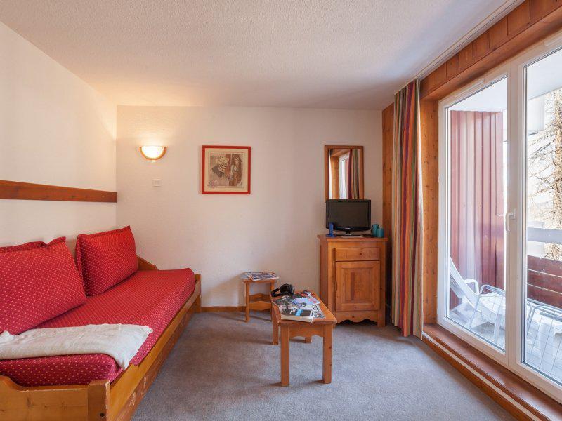 Vacances en montagne Studio 3-5 personnes - Résidence Pierre & Vacances Pic de Chabrières - Vars