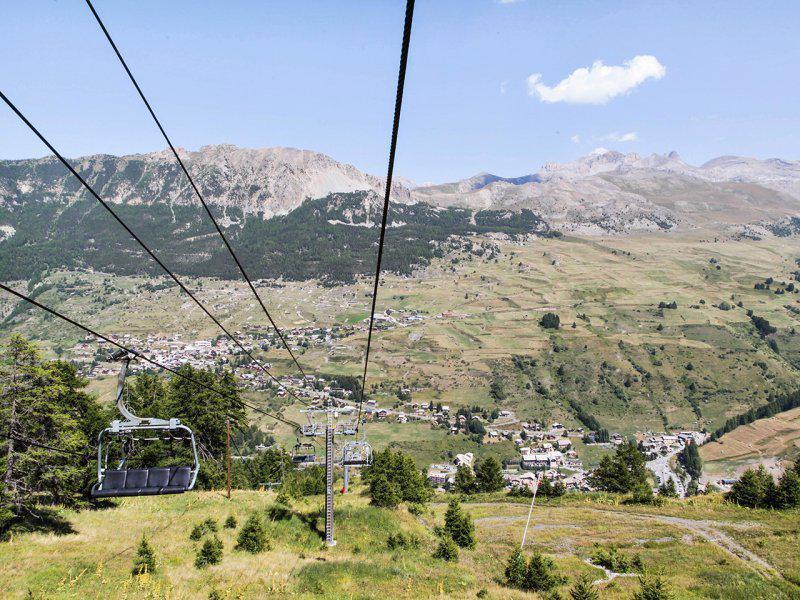 Vacances en montagne Résidence Pierre & Vacances Pic de Chabrières - Vars