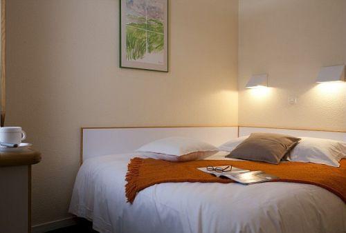 Vakantie in de bergen Résidence Pierre & Vacances Saskia Falaise - Avoriaz - 2 persoons bed