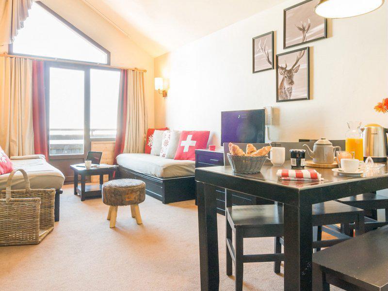 Vacances en montagne Appartement 2 pièces 6 personnes (supérieur) (26S) - Résidence Pierre & Vacances Saskia Falaise - Avoriaz