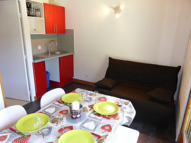 Holiday in mountain resort 2 room apartment 5 people (771) - Résidence Pierres Blanches - Les Contamines-Montjoie
