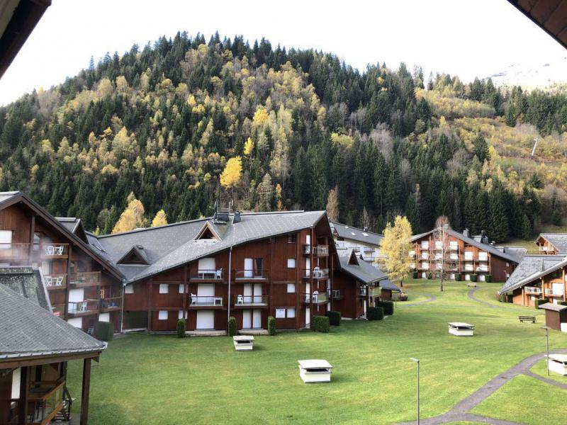 Holiday in mountain resort 3 room apartment 6 people (H592) - Résidence Pierres Blanches - Les Contamines-Montjoie - Summer outside