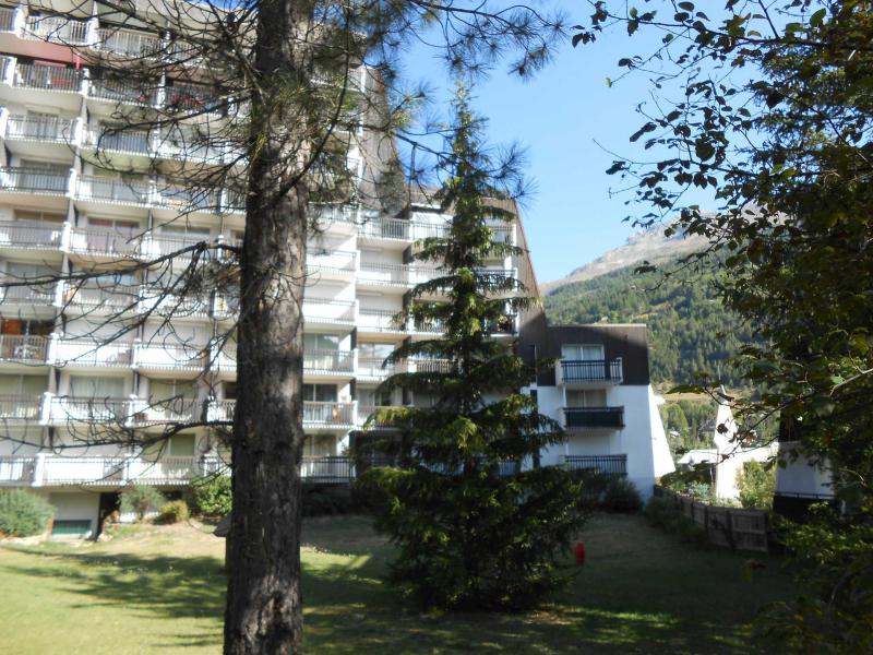 Location au ski Résidence Plaine Alpe 2 - Serre Chevalier - Extérieur été