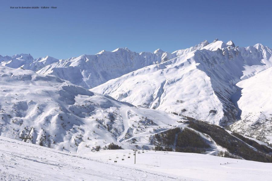 Wakacje w górach Studio z alkową 4 osoby (D4) - Résidence Plan Soleil - Valloire