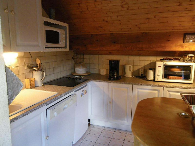 Holiday in mountain resort 2 room apartment 6 people (O31) - Résidence Plan Soleil - Valloire