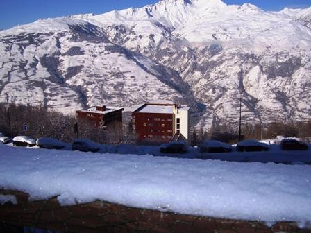 Vacances en montagne Résidence Plandevin - Les Arcs