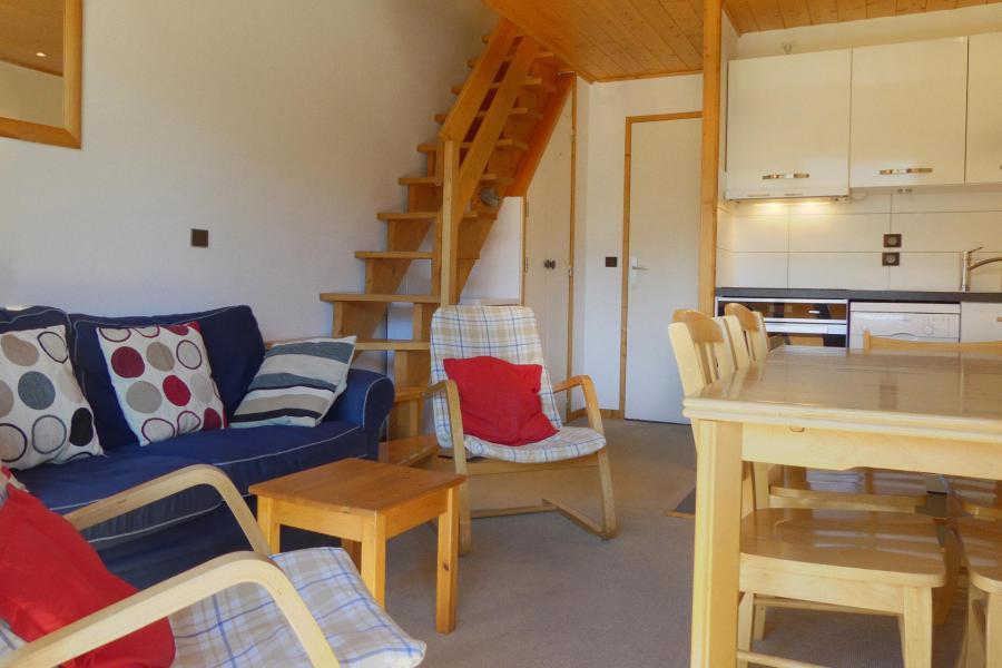 Vacances en montagne Appartement duplex 3 pièces cabine 5 personnes (16) - Résidence Plattières - Méribel-Mottaret