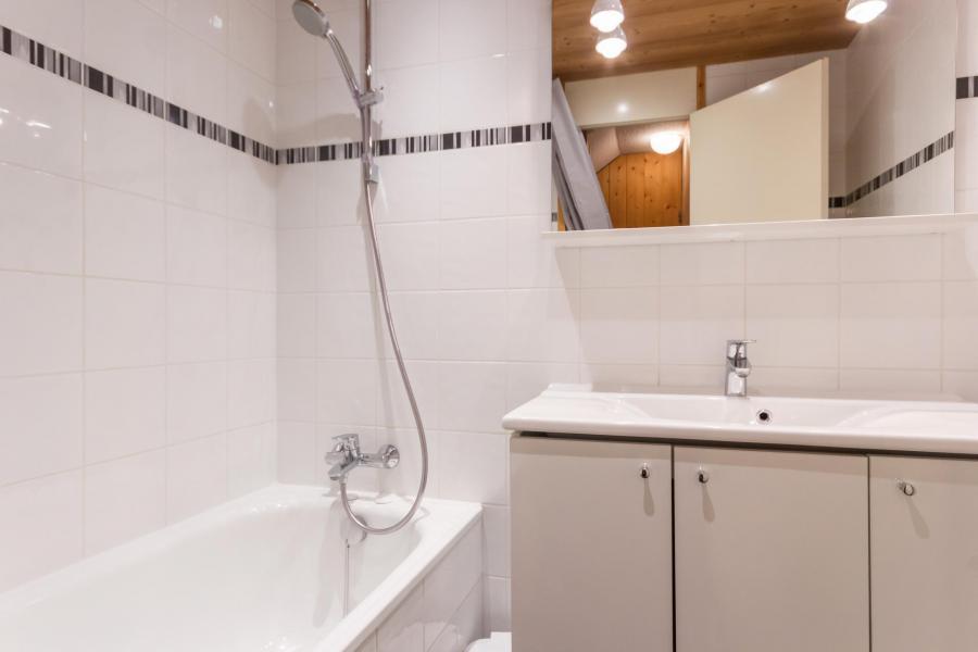 Holiday in mountain resort 2 room triplex apartment 6 people (26) - Résidence Plein Soleil - La Plagne - Bath-tub