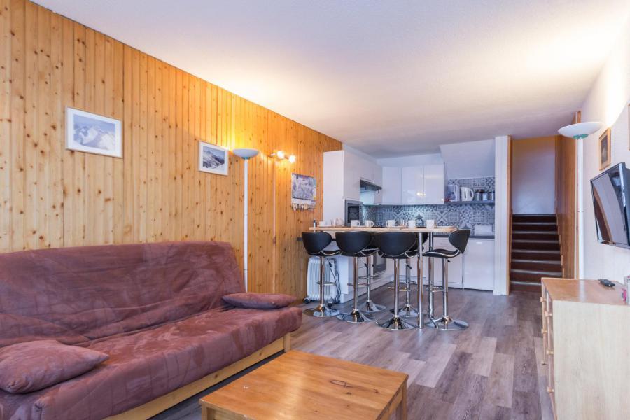 Holiday in mountain resort 2 room triplex apartment 6 people (26) - Résidence Plein Soleil - La Plagne - Bench seat
