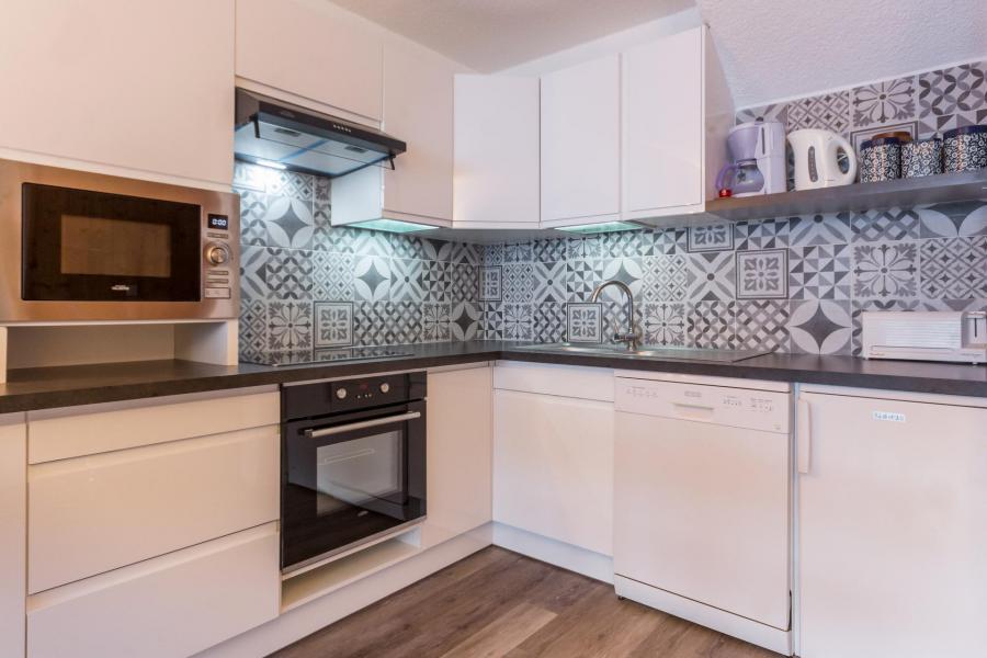 Holiday in mountain resort 2 room triplex apartment 6 people (26) - Résidence Plein Soleil - La Plagne - Kitchenette
