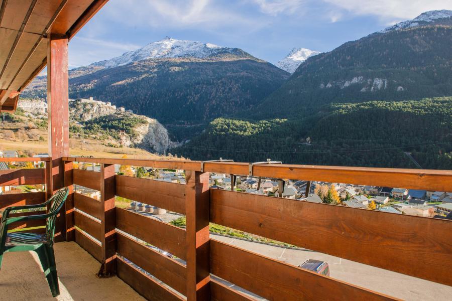 Skiverleih Résidence Plein Soleil - La Norma - Draußen im Sommer