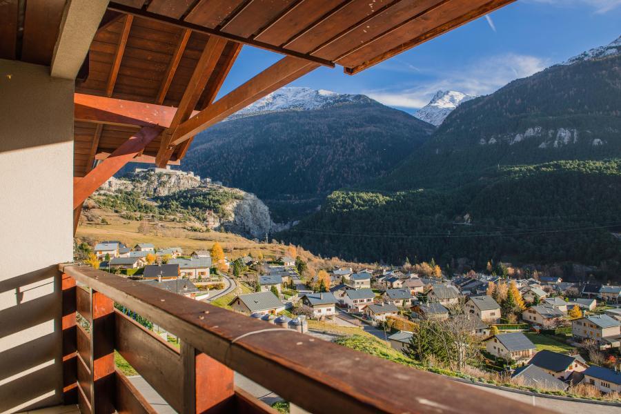Vakantie in de bergen Résidence Plein Soleil - La Norma - Buiten zomer