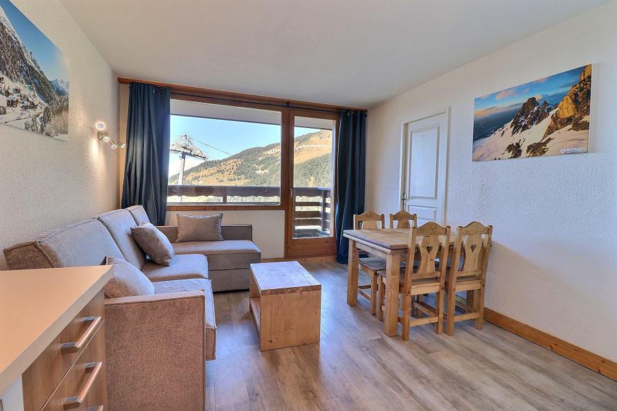 Vacances en montagne Appartement 2 pièces 4 personnes (813) - Résidence Plein Soleil - Méribel-Mottaret