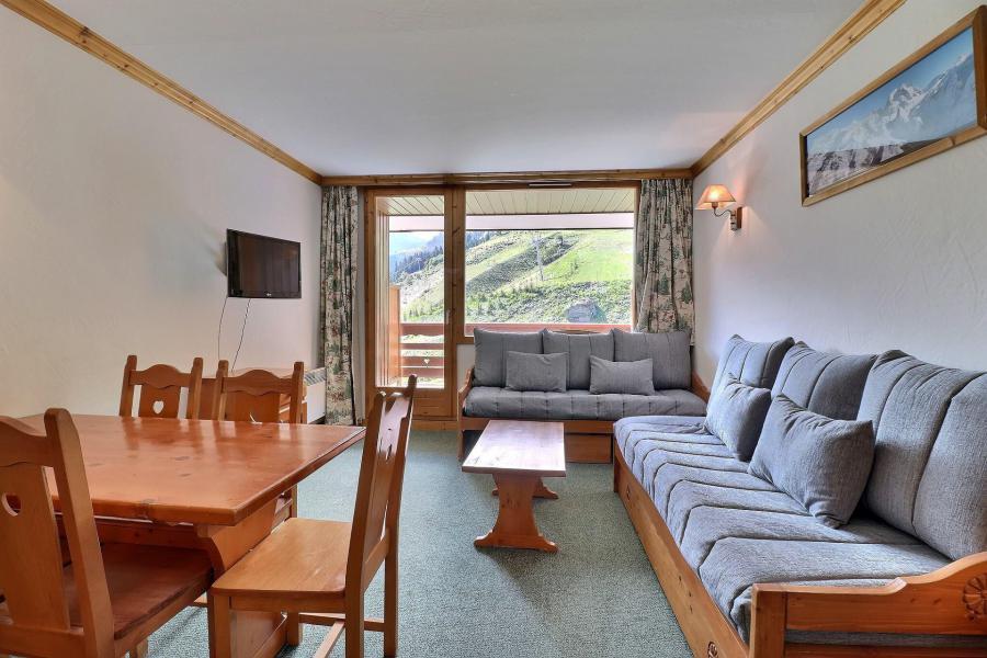 Vacances en montagne Appartement 2 pièces 5 personnes (1007) - Résidence Plein Soleil - Méribel-Mottaret