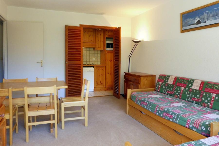 Vacances en montagne Appartement 2 pièces 5 personnes (608) - Résidence Plein Soleil - Méribel-Mottaret